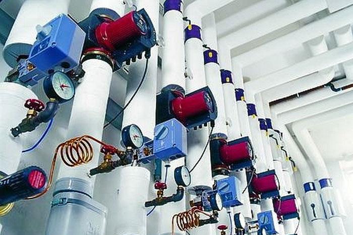 КонсультантПлюс какими сантехническими системи оборудуют здания того что